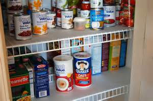 organizing the pantry fix for wire shelves eat