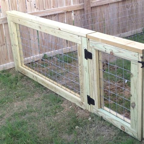 Backyard Fence For Dogs by Cattle Panel Fence Run Gate Every Home