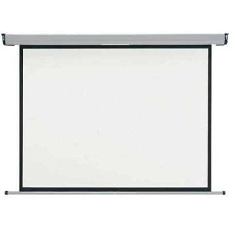 Screen Projector Manual 96 Inci manual pull screen projector 180 x 180 cm 96