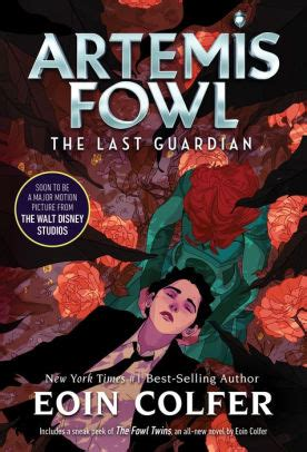 Artemis Fowl The Last Guardian artemis fowl the last guardian by eoin colfer nook book