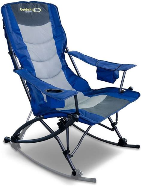 outdoor connection king rocker camp chair snowys outdoors