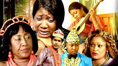 war collage nigerian nollywood movie when the palace is at war mercy johnson nigerian