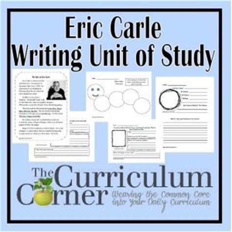 Crle Essay eric carle author studies and in on