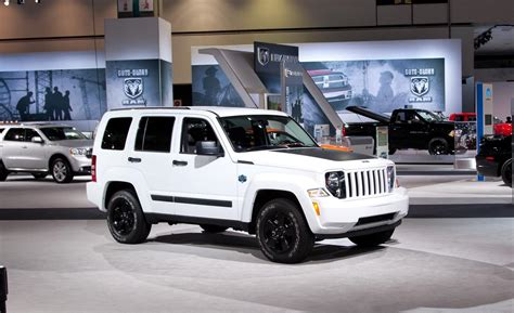 jeep liberty arctic car and driver