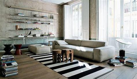 diseno interior dise 241 o interior moderno en contraste con una arquitectura