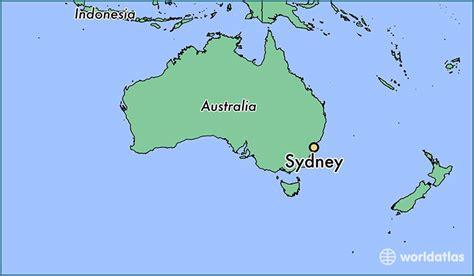 brisbane australia map where is sydney australia sydney new south wales map