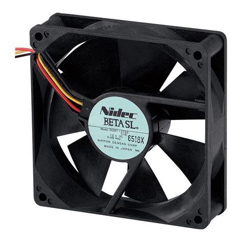 small fans 120v northern industrial mini box fan 3 1 2in 12v 40 cfm