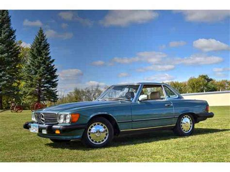 where to buy car manuals 1987 mercedes benz s class user handbook 1987 mercedes benz 560sl for sale on classiccars com 26 available