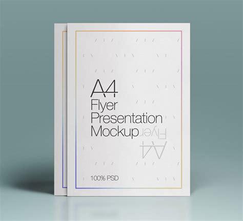30 free flyer poster psd mockups templates pixlov