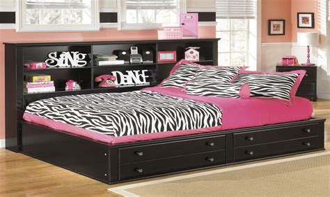 jaidyn bedroom set full bedrooms jaidyn poster bedroom set ashley furniture