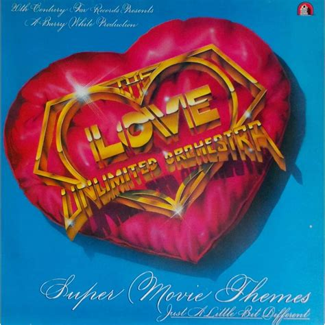 Super Movie Themes Love Unlimited Orchestra | super movie themes by the love unlimited orchestra lp
