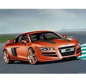 World Cars Audi R8 2009 A1