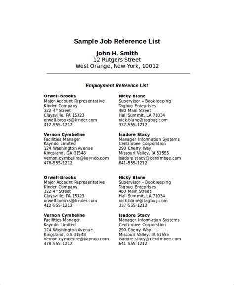 5 cleaning rota template resume sections