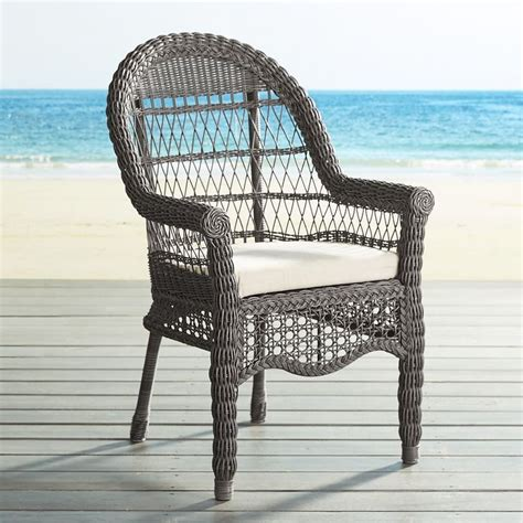 pier  imports sunset pier gray dining chair dining