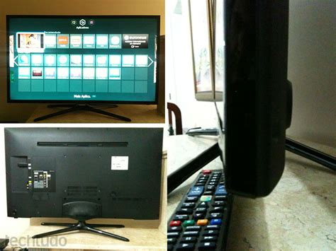 Tv Led Samsung F5500 review tv samsung un40f5500ag techtudo