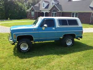 purchase used 1979 chevrolet k5 blazer sport utility 2