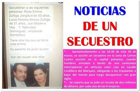 noticias de asignaciones familiares para marzo de 2016 noticias de un secuestro el espectador de san luis potos 205