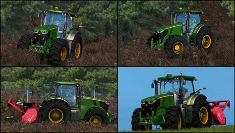 deere 7200r forest for ls 15 farming simulator 2015