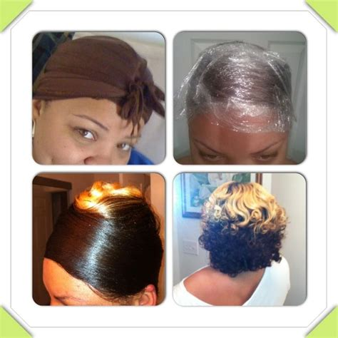 roller wrap hairstyle stages of my roller wrap on natural hair naturally hazel