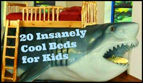 Cool Kids Bunk Beds With Slide » Home Design 2017