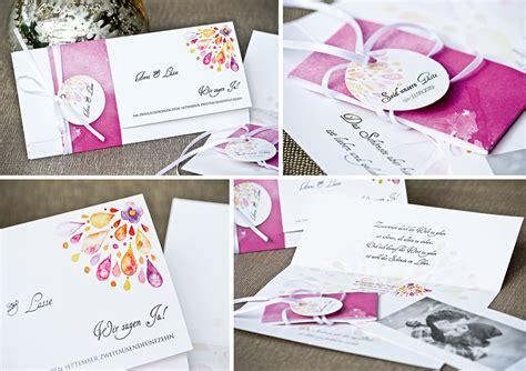 Hochzeitseinladungen Zum Selber Drucken by Hochzeitseinladungen Selber Gestalten Kreativliste