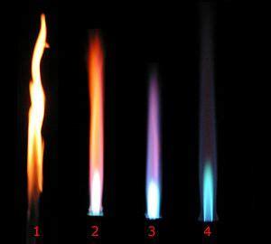hottest color of fire fire ii color and temperature maggie maggio