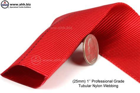 Webbing Tubular 1 Roll 45 Meter Tubular Webbing 2 Inch