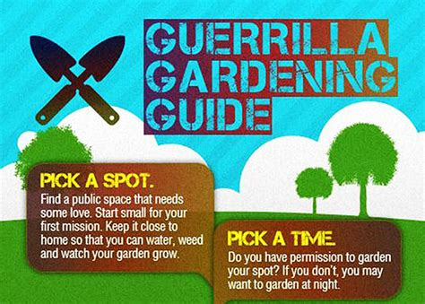 Guerilla Gardening   Inhabitat   Sustainable Design