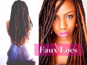 colored marley hair faux locs marley locs temporary loc extensions