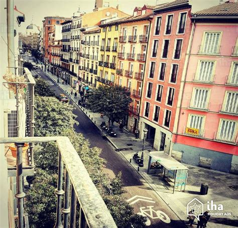 appartment in madrid apartment flat for rent in madrid iha 12264