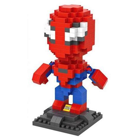 Dijamin Lego Mini Loz Block Superman mini lego loz blocks juicebubble
