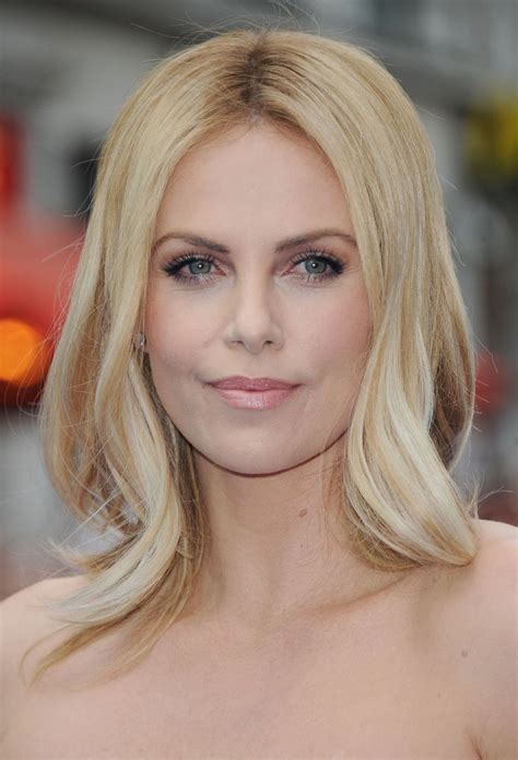 blonde styles non celebrity flattering celebrity hairstyles for round faces blonde