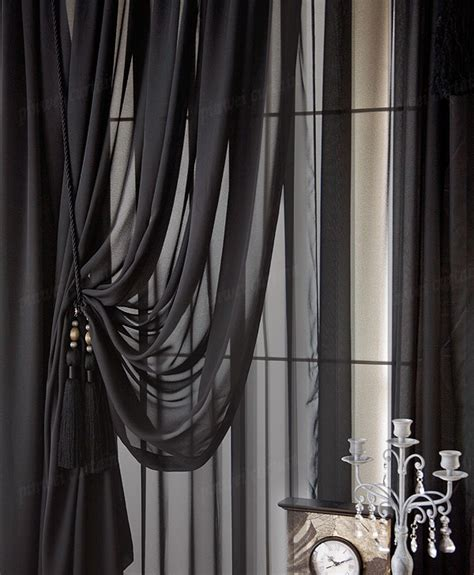 vitrage curtains voile 3301