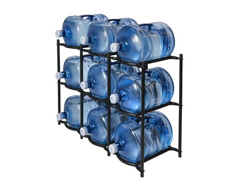 modular bottle racks in limited edition colors
