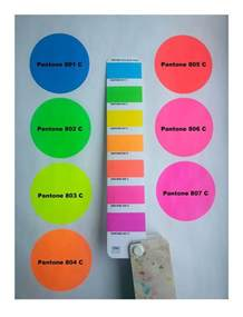 fluorescent colors neon plastisol inks by wilflex compared to pantone solid