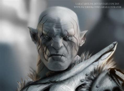 azog in the hobbit azog by laracaroline on deviantart
