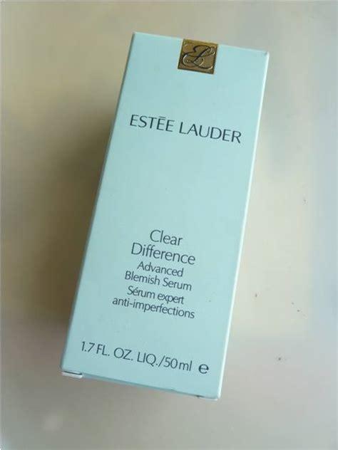 Harga Estee Lauder Clear Difference estee lauder clear difference advanced blemish serum review