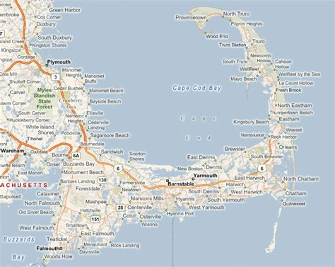 ny to cape cod map of boston and cape cod pictures to pin on