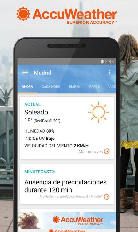 accuweather android app accuweather apps for android