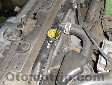 Kipas Radiator Xenia tips mesin panas yang disebabkan kipas radiator mati