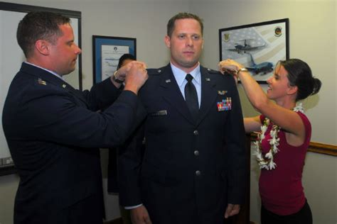 Dave Barnes Bio Air Force Identifies 2 098 For Promotion To Major