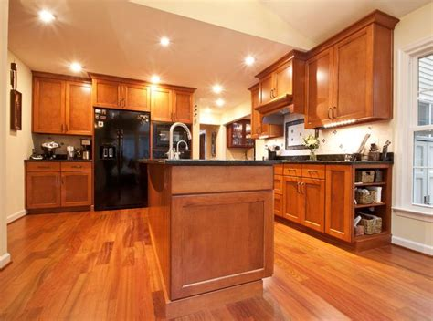 17 best images about maple wood kitchens on