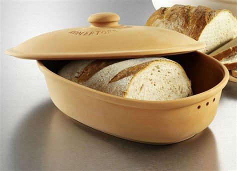 Brot Tontopf Unglasiert by R 246 Mertopf Brottopf Tontopf Brotkasten Brotaufbewahrung