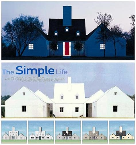 life dream house plans the 1998 life magazine dream house jacobsen architecture