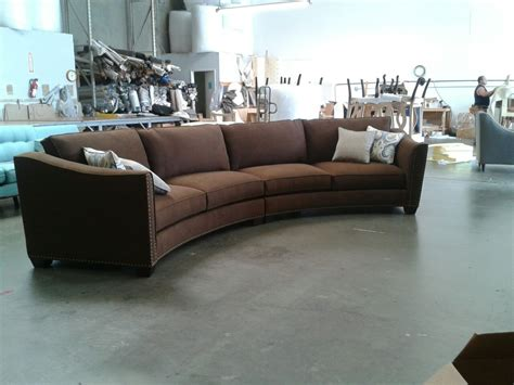 Curved Sectional Sofa Curved Sectional Sofa Set Rich Comfortable Upholstered Fabric Contemporary Curved Sofa 2959