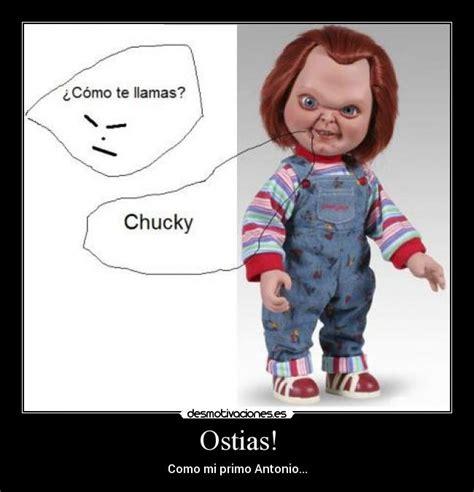 Memes De Chucky - carteles de chucky pag 15 desmotivaciones