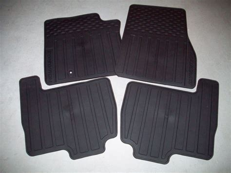2003 2004 2005 2006 ford expedition all weather floor mats
