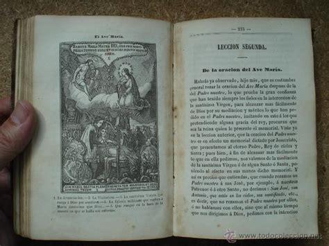 libreria religiosa catecismo de la doctrina cristiana 1862 san comprar