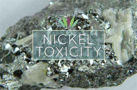 Nickel Detox Symptoms by Nickel Toxicity