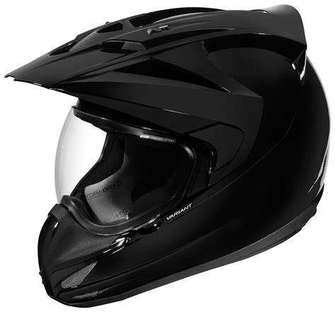 Longch Cuir Matte Size M icon variant helmet revzilla